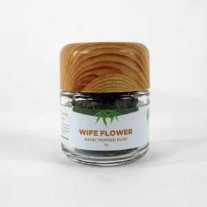 Wife Flower - 7 grams pure smokable flower